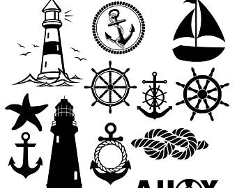 Lighthouse svg #1, Download drawings