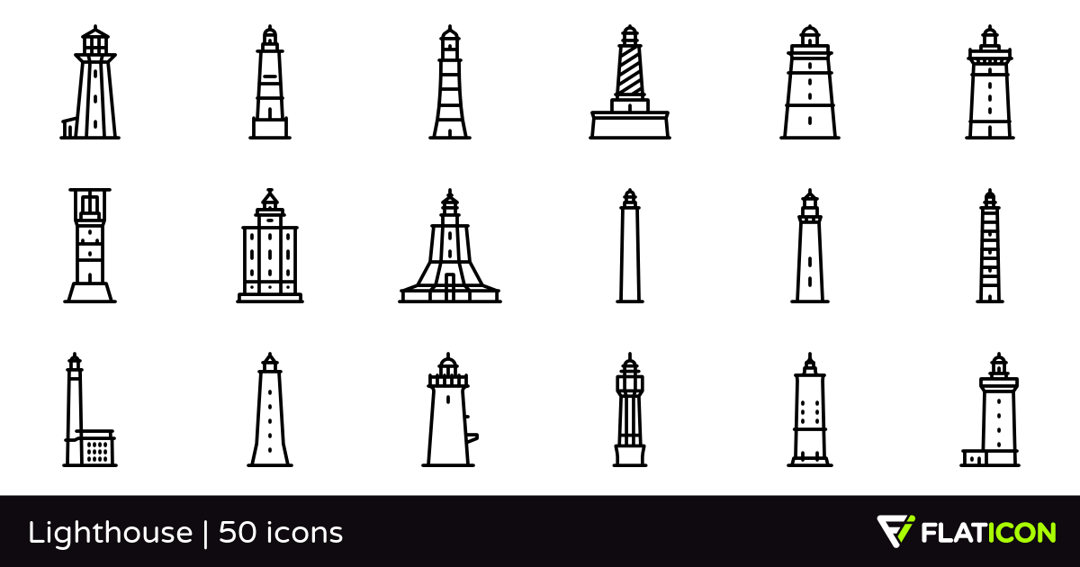 Lighthouse svg #7, Download drawings