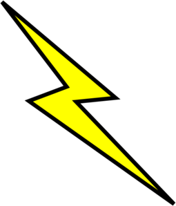 Lightning clipart #8, Download drawings