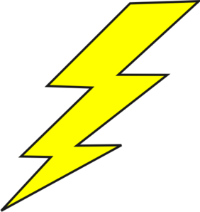 Lightning clipart #5, Download drawings