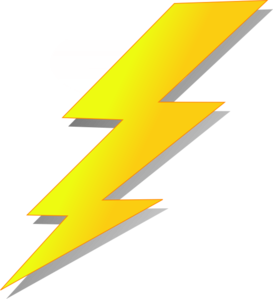 Lightning clipart #16, Download drawings