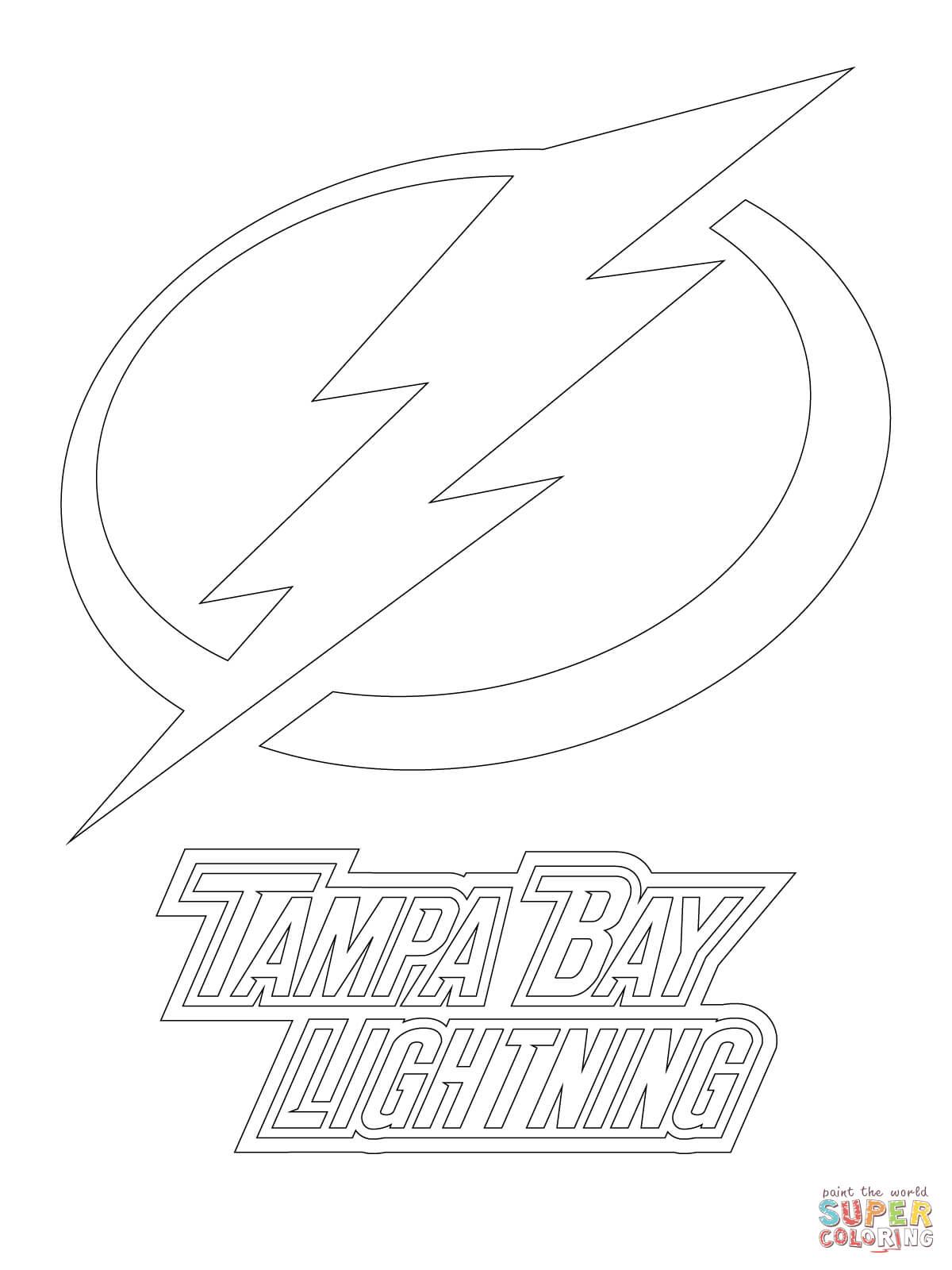 Lightning coloring #5, Download drawings