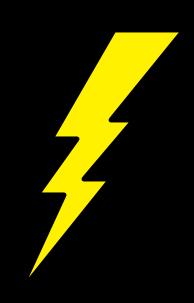 Lightning svg #20, Download drawings