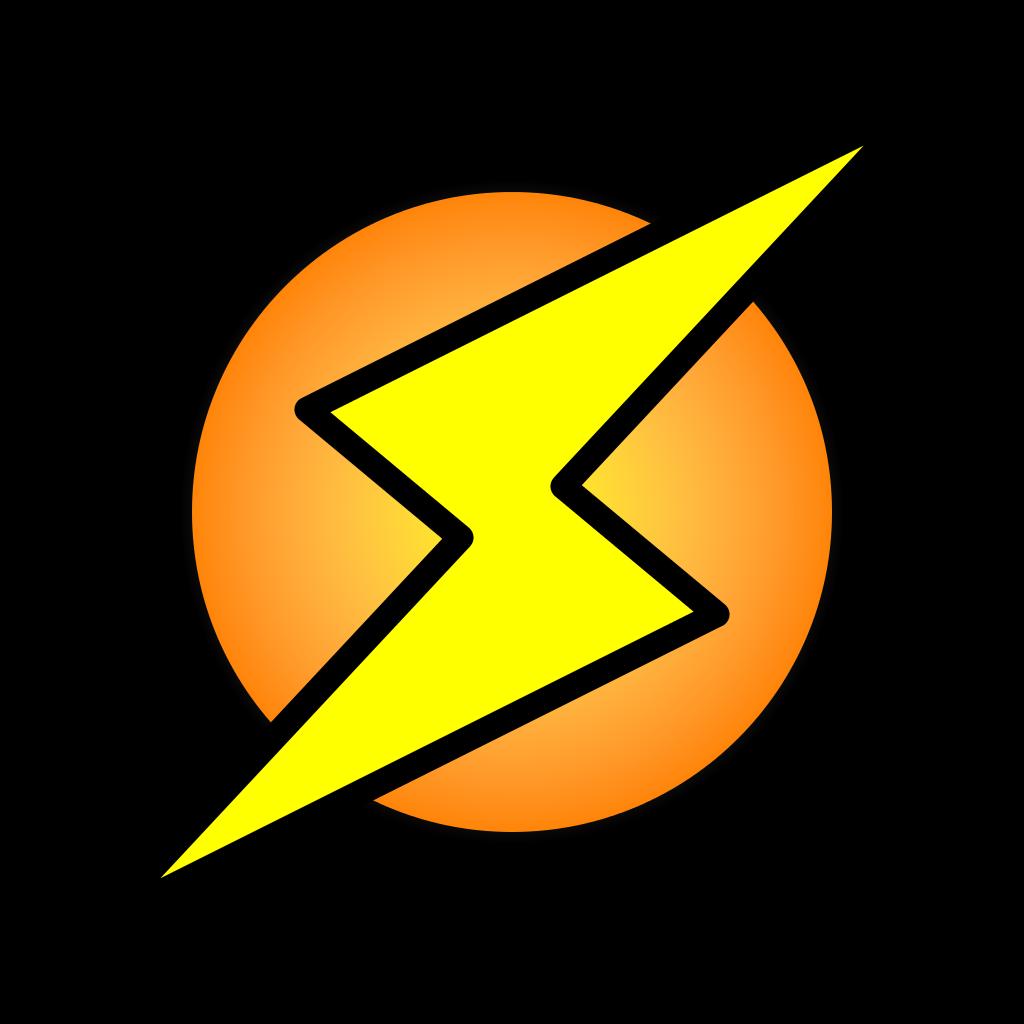 Lightning svg #13, Download drawings