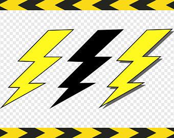 Lightning svg #5, Download drawings