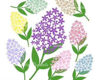 Lilac clipart #14, Download drawings