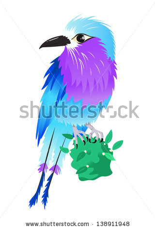 Lilac-breasted Roller clipart #18, Download drawings