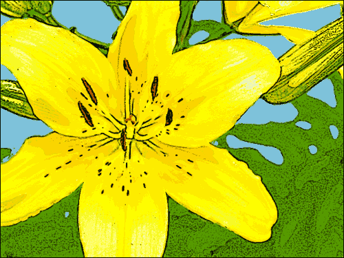 Lily clipart #5, Download drawings