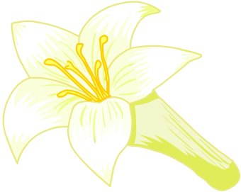 Lily clipart #19, Download drawings
