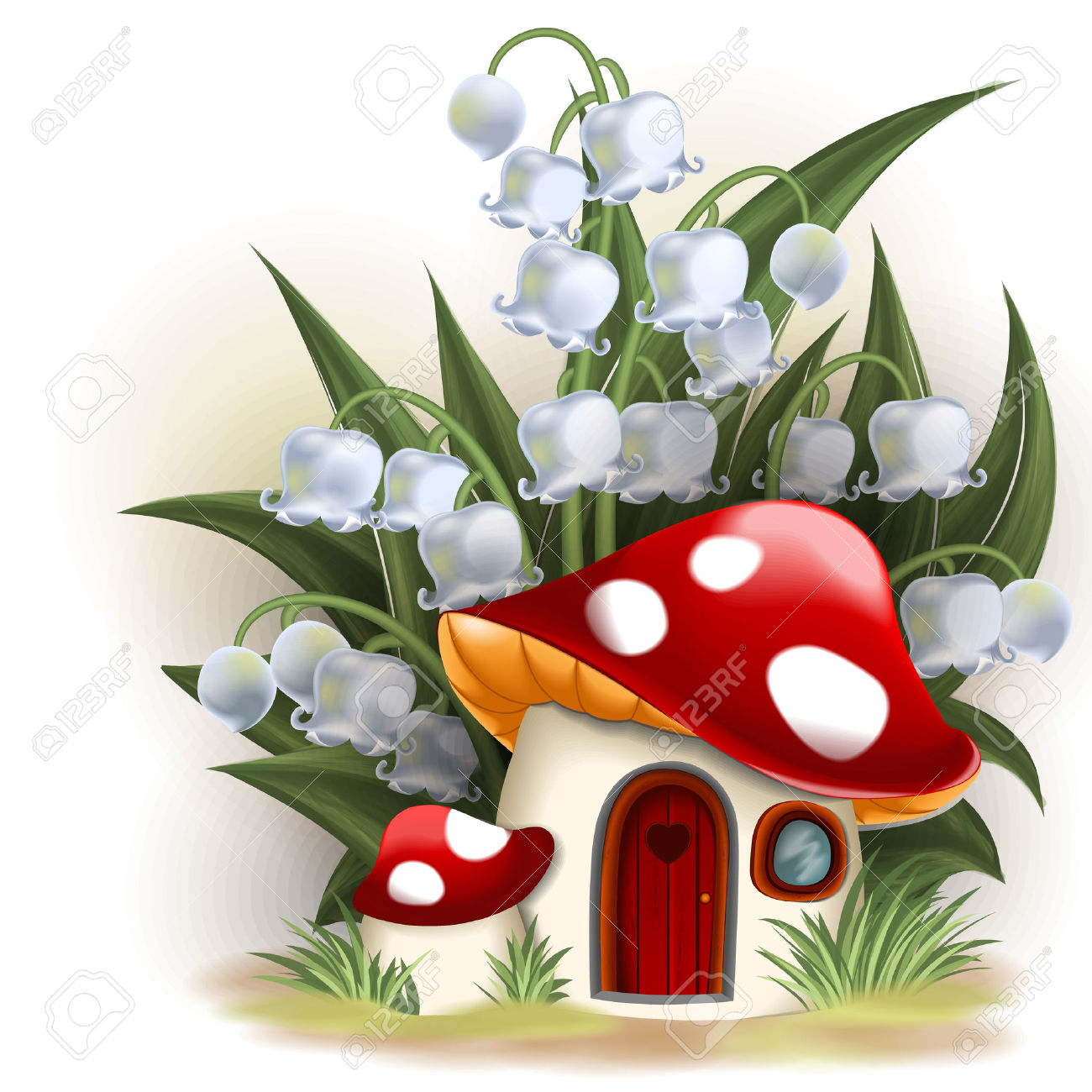Lily Of The Valley clipart #6, Download drawings