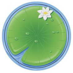 Lily Pad clipart #16, Download drawings