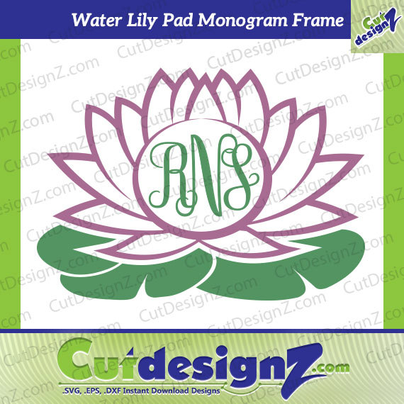 Lily Pad svg #16, Download drawings