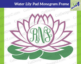 Lily Pad svg #14, Download drawings