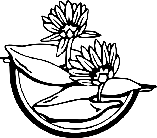 Lily svg #350, Download drawings