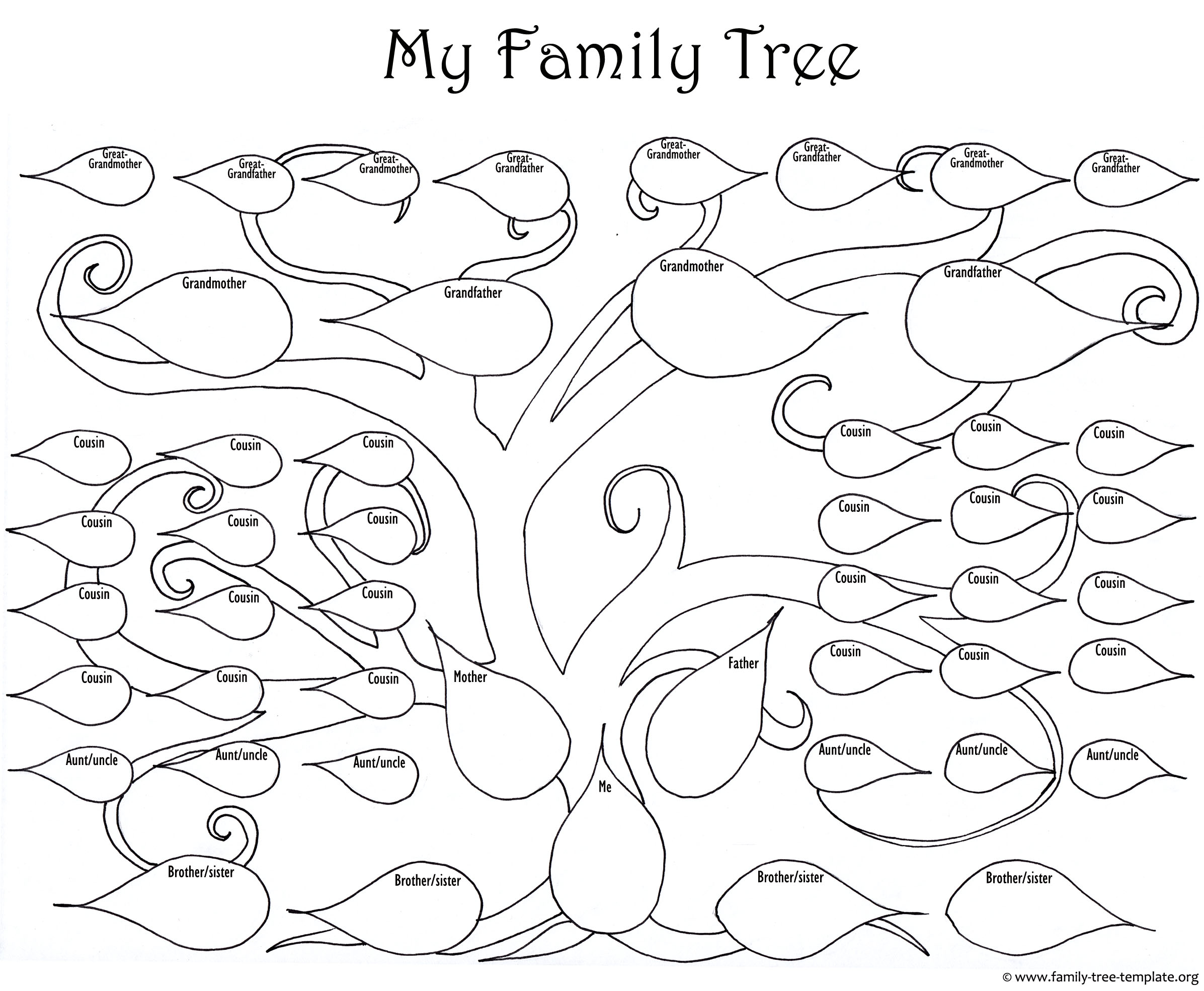 Lineage coloring #1, Download drawings
