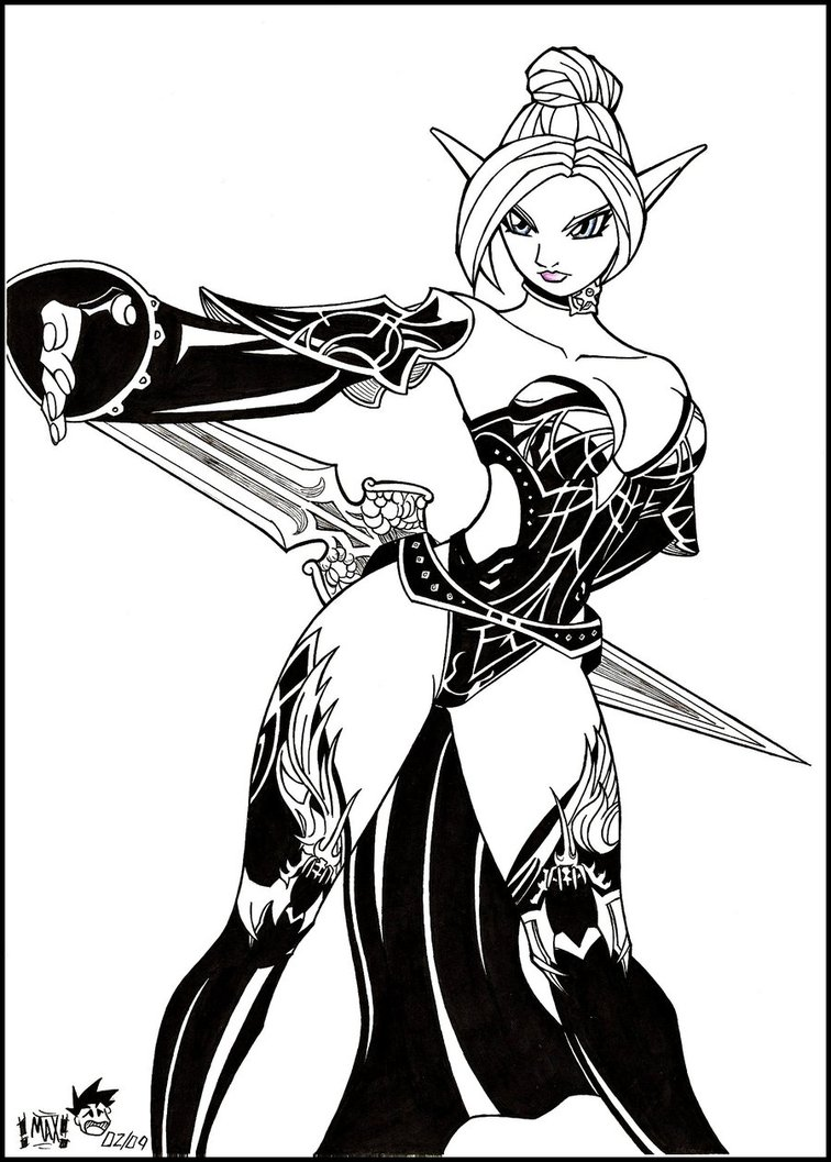 Lineage II clipart #9, Download drawings