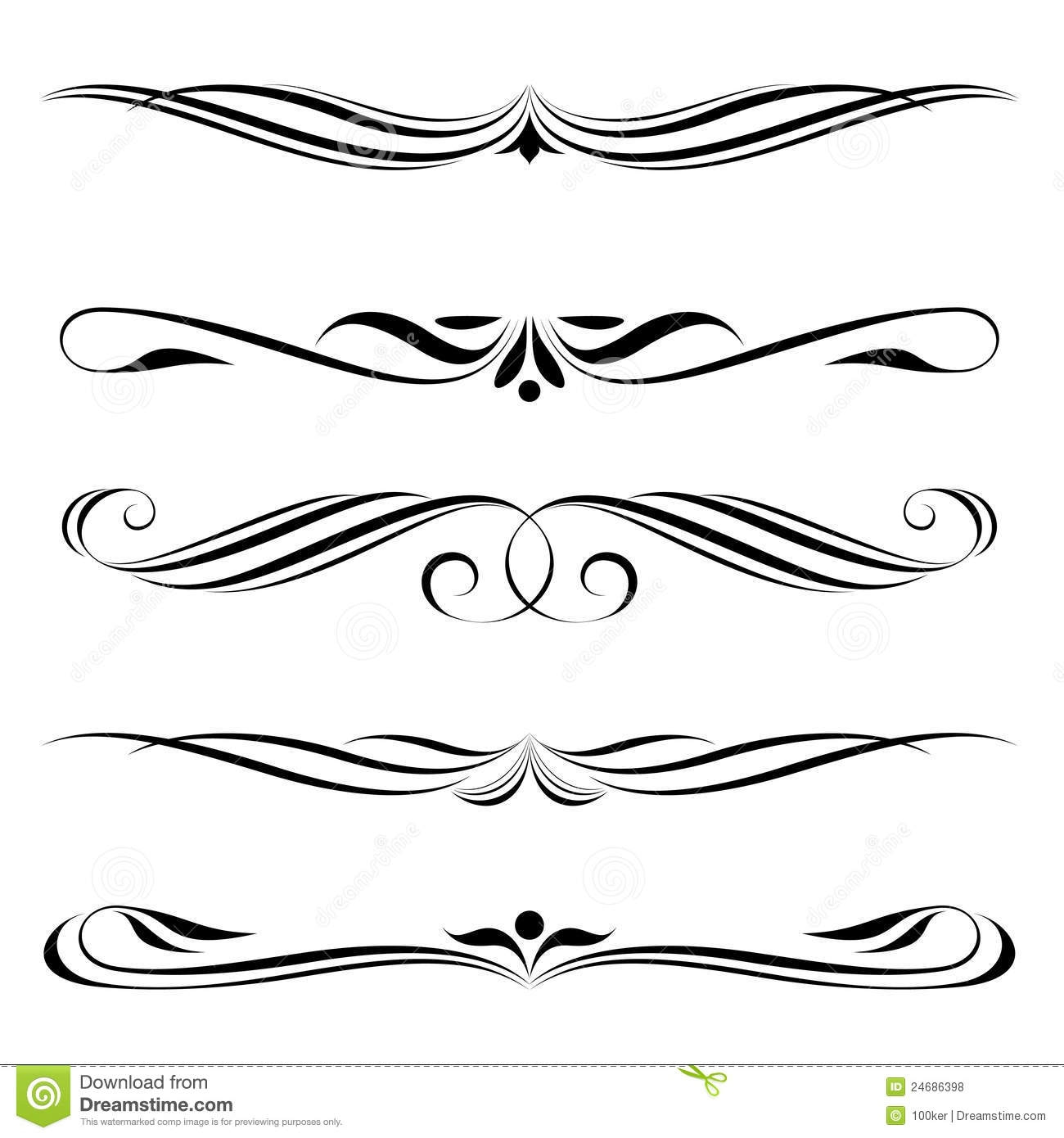 Lines clipart #2, Download drawings