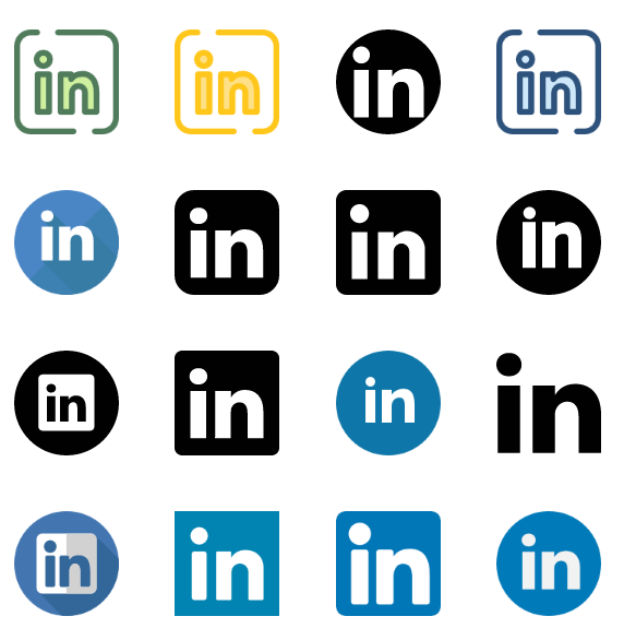 linkedin logo svg #958, Download drawings