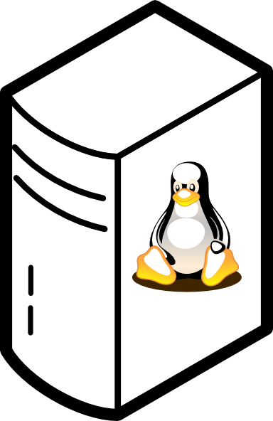 Linux clipart #19, Download drawings