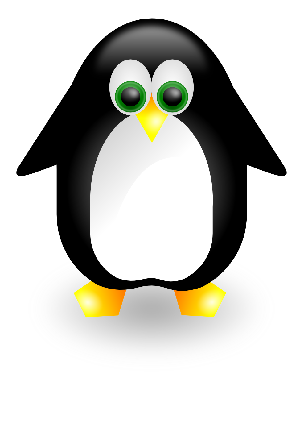 Linux clipart #9, Download drawings
