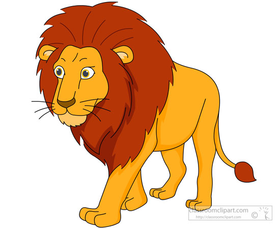 Lion clipart #20, Download drawings