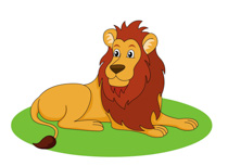 Lion clipart #15, Download drawings