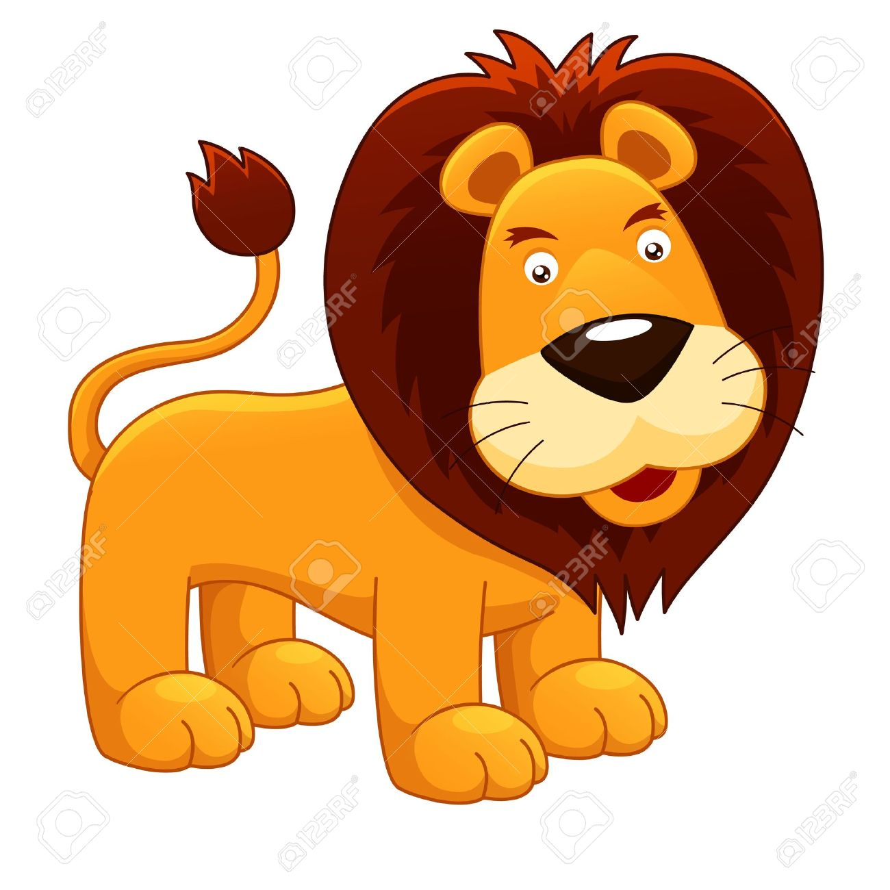 Lion clipart #6, Download drawings