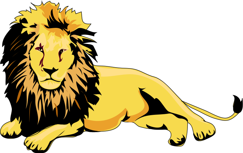 Lion clipart #9, Download drawings