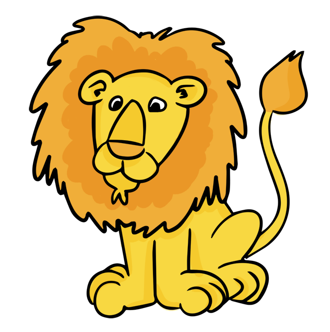 Lion clipart #8, Download drawings