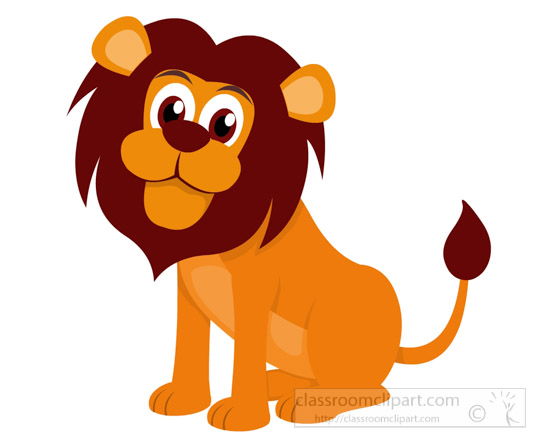 Lion clipart #19, Download drawings