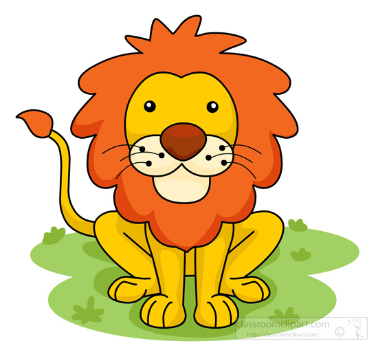 Lion clipart #18, Download drawings