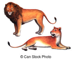 Lioness clipart #19, Download drawings