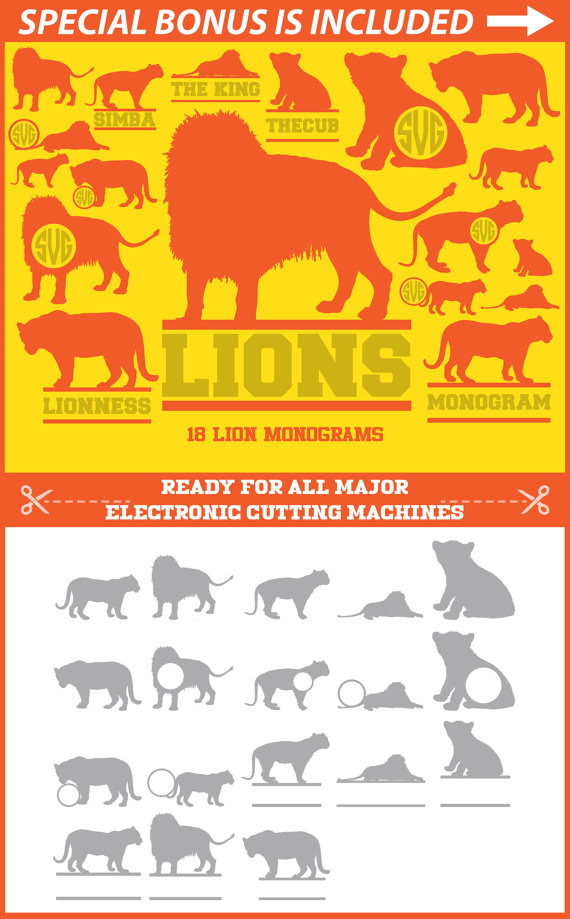 Lioness svg #14, Download drawings