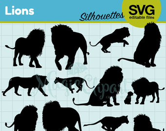 Lioness svg #15, Download drawings