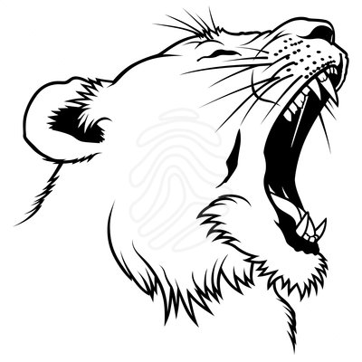 Lioness svg #3, Download drawings