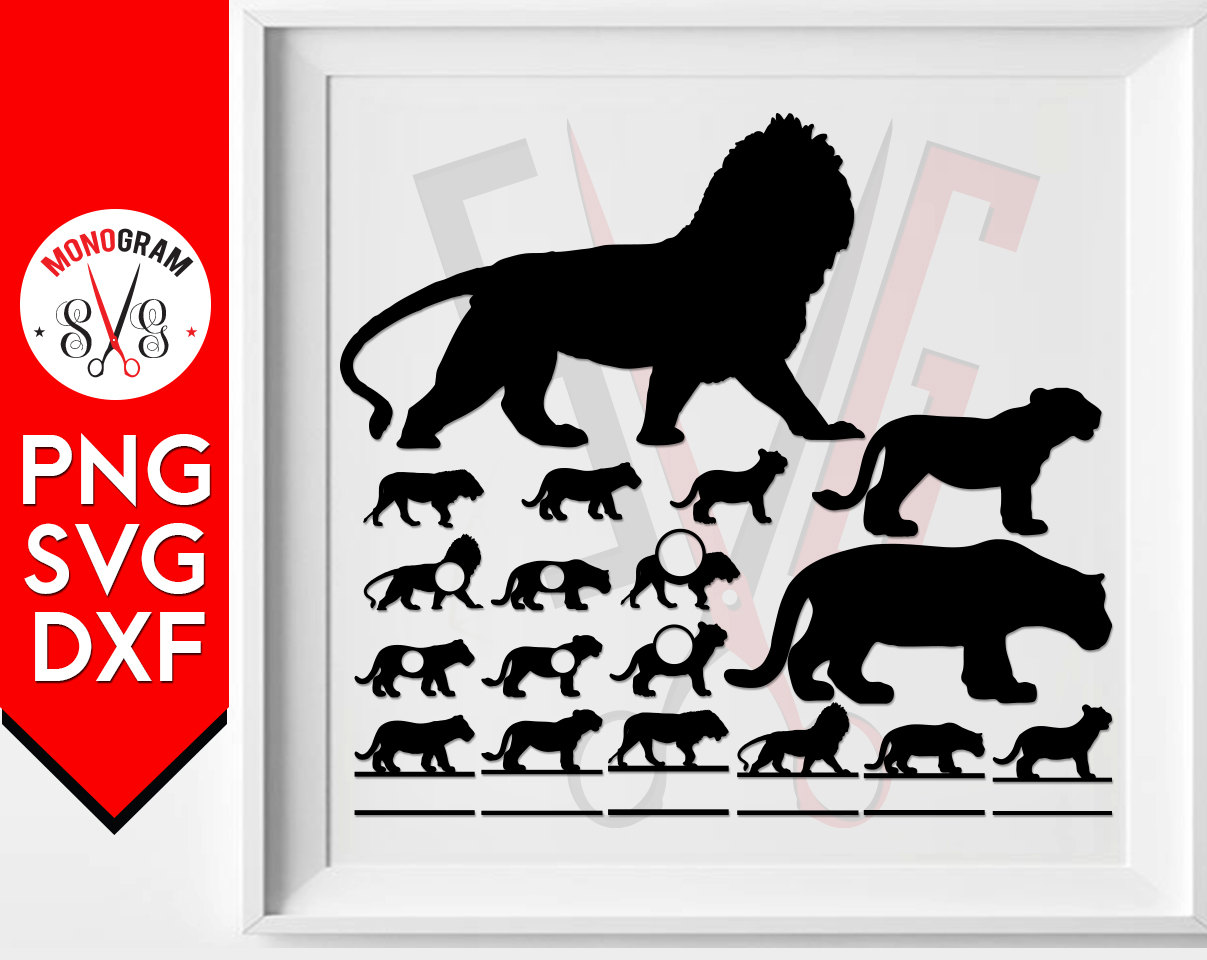 Lioness svg #19, Download drawings