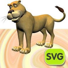 Lioness svg #16, Download drawings