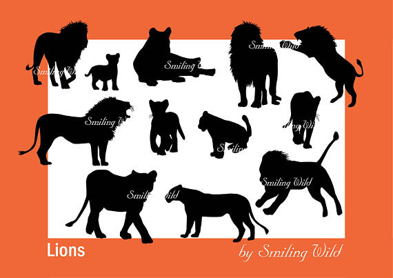 Lioness svg #6, Download drawings