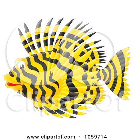 Lionfish clipart #3, Download drawings