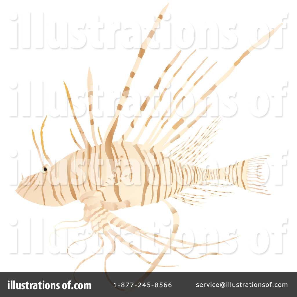 Lionfish clipart #1, Download drawings