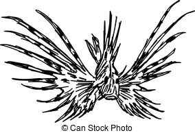 Lionfish clipart #14, Download drawings
