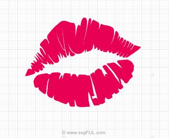 lip svg #352, Download drawings