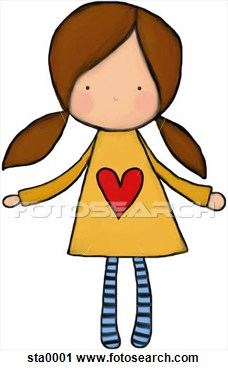 Little Girl clipart #10, Download drawings