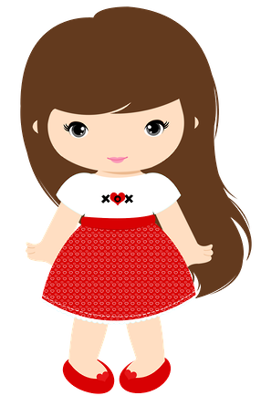 Little Girl clipart #4, Download drawings