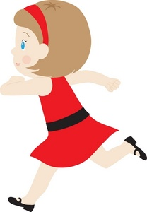 Little Girl clipart #5, Download drawings