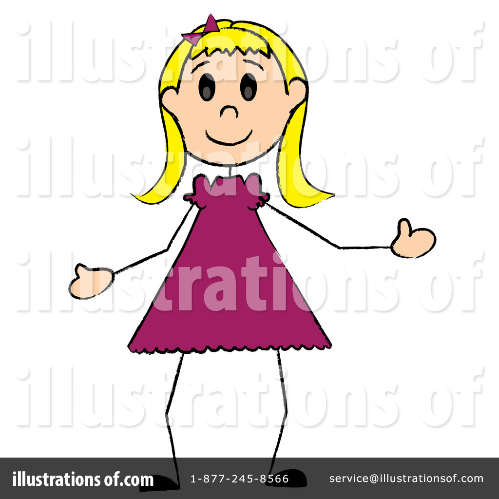 Little Girl clipart #2, Download drawings