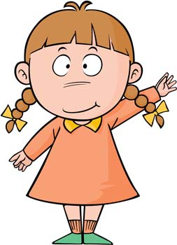 Little Girl clipart #18, Download drawings