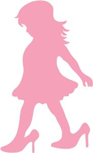 Little Girl svg #10, Download drawings