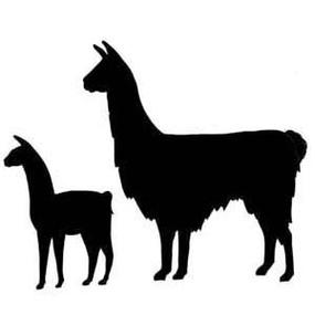 Llama clipart #15, Download drawings