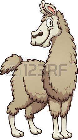 Llama clipart #9, Download drawings